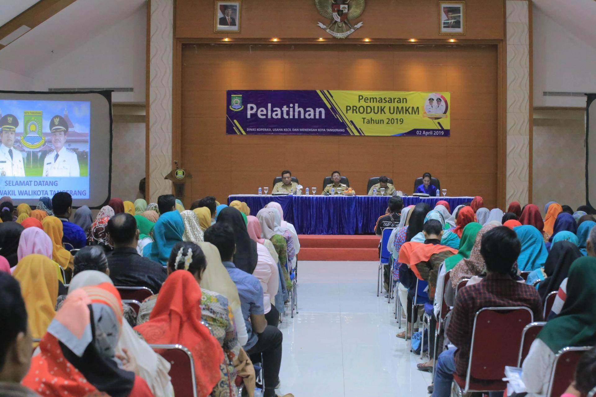 UMKM Didorong Manfaatkan Gadget Pasarkan Produk di Kampung ...