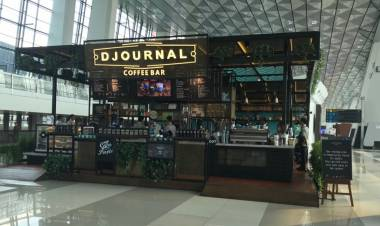 Gerai Kopi di Terminal 3 Ultimate Raih Penghargaan Airport Coffee of the Year 2018 Tingkat Asia Pasifik