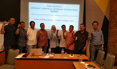 Jelang Kontrak Pengeboran Minyak di Riau Selesai, Ratusan Hak Pekerja Belum Dipenuhi