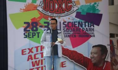 Olahraga Ekstrem IOXC 2018 Digelar di SDC gading Serpong, Dateng Yuk!