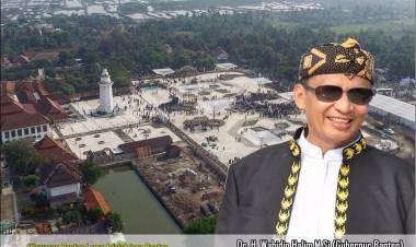 Begini Jawaban Gubernur Banten Soal Protes 'Nyinyir' Penataan Kawasan Banten Lama