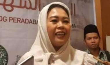 Yenny Wahid Bakal All Out Menangkan Jokowi-Ma'ruf di Pilpres 2019