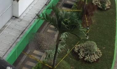 Pria di Ciputat Lompat Dari Lantai 15, Saat Kekasihnya Tertidur