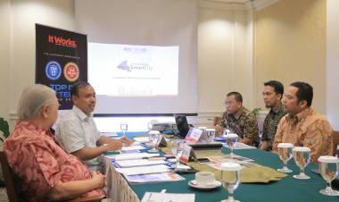 Fokus Smart City, Kota Tangerang Jadi Finalis Ajang Top IT dan Telco