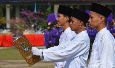 Santri di Tangerang Deklarasikan Anti Hoax dan Politisasi SARA