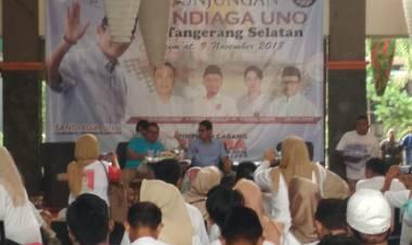 Sandiaga Uno Ajak Kampanye Teletubbies di Tangsel