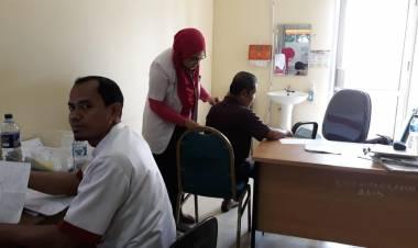 Pasien Penderita Jantung di RSUD Cilegon Dilayani 'Diplomasi' Pisang dan Ubi Rebus