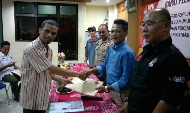 Kelurahan Pekojan Gelar Rapat  Pleno Terbuka DPTHP-I Pemilu 2019, Segini Jumlah Pemilihnya