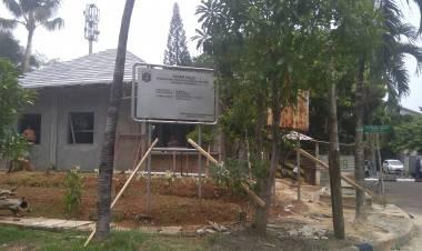 Badan Aset Tak Izinkan, Kantor Sekretariat RT 08 di Lahan Aset Harus Dibongkar