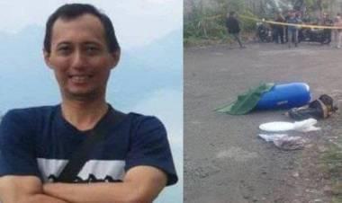 Pembunuh Keji Mantan Wartawan Rakyat Merdeka Ditangkap Polisi