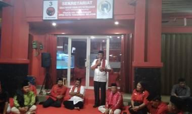 Wakil Walikota Tangsel Apresiasi Peresmian Kantor Baru DPC PDI Perjuangan