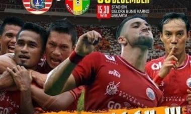 Polda Metro Jaya Tambah Personel Jelang Laga Persija VS Mitra Kukar