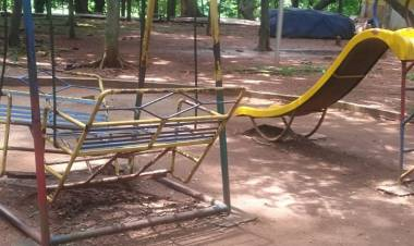 Taman Kota 1 'Dianggurin', Kinerja Dinas LH Dipertanyakan