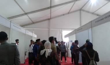 Banyak Pengangguran, Job Fair di Kabupaten Tangerang Kok Sepi?