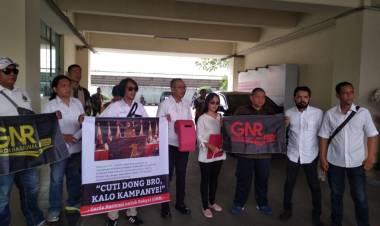 Diduga Ikut Kampanye di Jam Kerja, GNR Laporkan Anies Ke Bawaslu