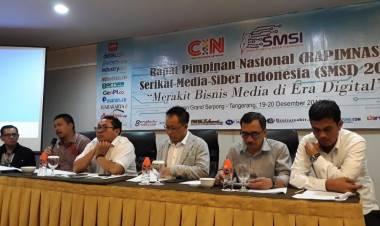 SMSI Gelar Rapimnas Ke 4, Merakit Bisnis Media di Era Digital
