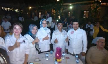 Pimpin Kampanye Jokowi di Tangsel, Airin : Lawan Hoax Dengan Keberhasilan Petahana