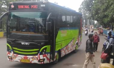 Dishub Kota Tangerang Berencana Bus Tayo Dikelola BUMD