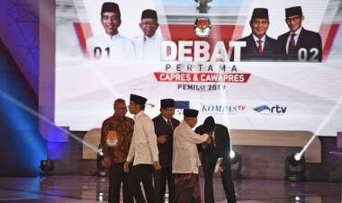 Begini Kata Pengamat Soal Jokowi Gulung Lengan Baju, Prabowo Joget