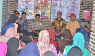 Agar Tak Dipungli, Polda & Dinsos Banten Kawal Penyaluran Bansos PKH