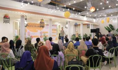 Wirausaha Milenial Ikuti Creative Collaboration Di TangCity Mall