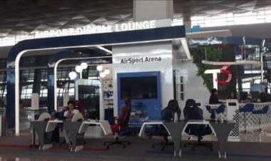 Manjakan Penumpang Milenial, AP II Hadirkan Fasilitas Video Game Di Terminal 3 Bandara Soetta