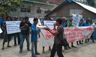 PT Cemindo Gemilang Diduga Ciptakan Adu Domba dan Konflik Horizontal Nelayan Lebak