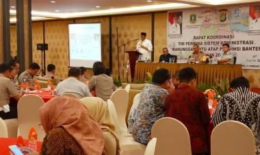 WH Optimis Pendapatan Banten Bisa Salip DKI Jakarta
