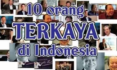 Ini Orang-orang Kaya Indonesia 2019