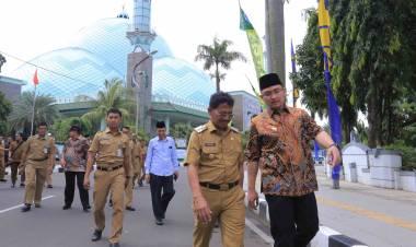 Wagub Cek Persiapan MTQ Banten ke XVI