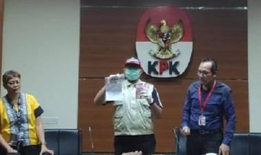 Ini Sebab Direktur Krakatau Steel Dicokok KPK