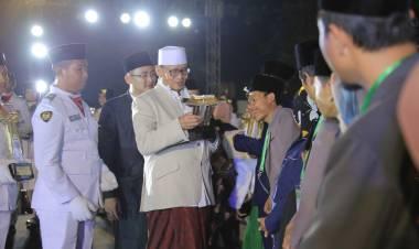WH : Membangun Banten Membutuhkan Rasa dan Mental Kuat