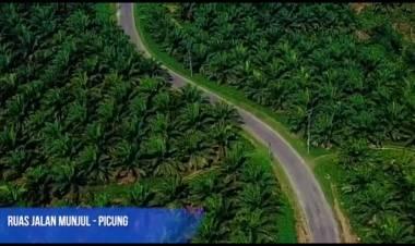Dorong Pemerataan Ekonomi, WH Targetkan 2020 Seluruh Jalan di Banten Mulus