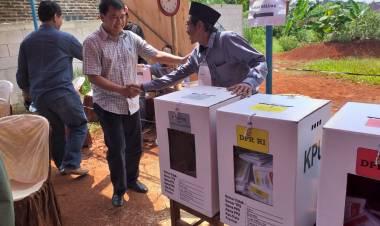 PSU di Kab Tangerang Aman, Partisipasi Pemilih Hingga 90%