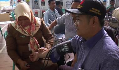 Antisipasi Petugas Pemilu Jatuh Sakit, Pemkab Siapkan Tim Medis