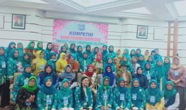 Peduli Lansia, Ratusan Pelayan Kesehatan Ikuti Kompetisi Kader Posbindu Berprestasi