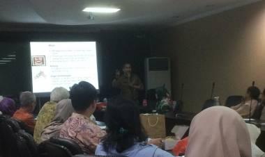 Sadar Keamanan Pangan, Puluhan Pengusaha di Tangsel Ikuti Penyuluhan Keamanan Pangan