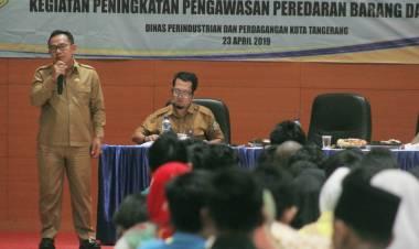 Disperindag Kota Tangerang  Ajak Kaum Milenial Untuk Cerdas