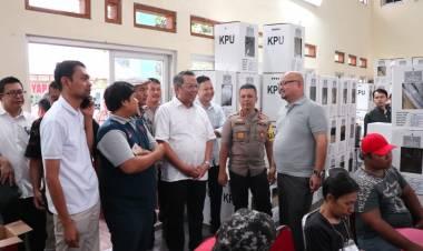 PSU di Tangsel Diminati Warga, Wawalkot : Petugas Kesehatan Disiapkan