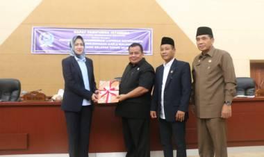 Pansus LKPj Walikota Tangsel Hasilkan 10 Rekomendasi