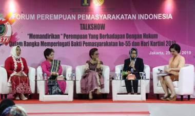 Peringati Hari Kartini, Ini Pesan Walikota Cantik Kepada Perempuan