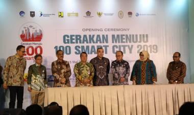 Tandatangani MOU, Bupati Zaki Akan Bawa Kab Tangerang Jadi Smart City