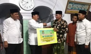 Tarling di Sepatan Timur, Sekda Rudy Dicurhati Warga Soal Sertipikat Wakaf Masjid