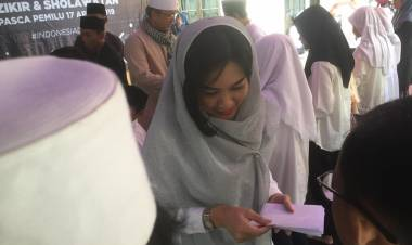 Pemkot Tangsel Diminta Aktif Rajut Persatuan Pasca Pilpres