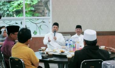 Bukber Bersama Walikota Tangerang, FKUB : Aksi 22 Mei Lebih Banyak Mudharatnya