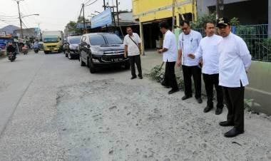 Walikota Tangerang Ngamuk, Galian PLN Sebabkan Jalan Rusak dan Jadi Jalur Neraka
