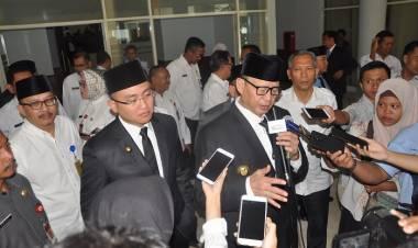 WH Antarkan Banten Raih WTP Ketiga Kali