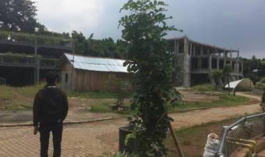 Tangsel Bakal Punya 'Istana Hambalang', Sedot Anggaran Miliaran Tandon Nusaloka Menuju Mangkrak