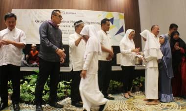 Semarak Ramadan, Soll Marina Hotel Santuni Janda Tua dan Anak Yatim