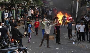 Pasca Kerusuhan di Slipi, Camat Palmerah Himbau Lurah ajak Warga Tingkatkan Keamanan